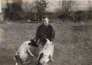 Papoo and Bird Dogs